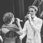 Federico e Giulietta, allievi di canto Star Voice