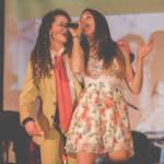 Sara e Giulia, allieve di canto Star Voice
