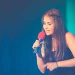 """Andrea """"A.J."""", allieva di canto Star Voice"""